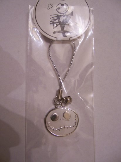 Jack Skellington Alloy Charm