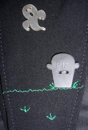 Graveyard Headband