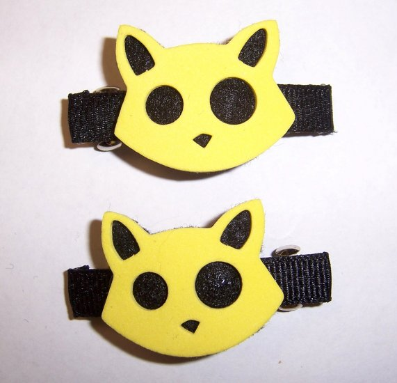 Cat Barrettes