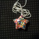 Sprinkle Star Necklace