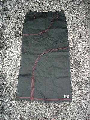 Black Kik Girl Rave Skirt