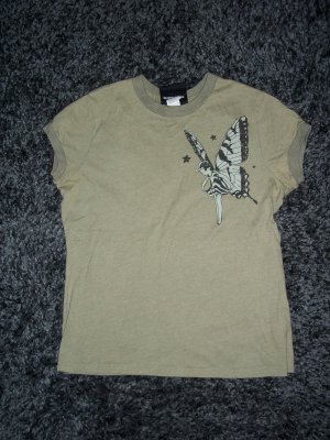 Olive Green Fairy Shirt
