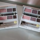 Clinique Color Surge Eyeshadow Trio - Strawberry Fudge/Beach Plum/Chocolate Chip