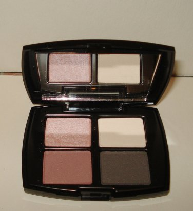LANCOME Color Design Sensational Effects Eye Shadow Quad With Compact