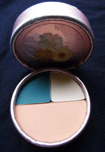 STILA COSMETICS Crème Bouquet JADE BLOSSOMS Eye & Cheek Color Trio (Rare)