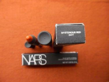 Nars Velvet Matte Lip Pencil - Mysterious Red (Crimson Red Color)