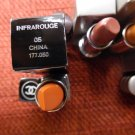 CHANEL Infrarouge Rouge A Levres Ultra-Fin Whisperlight Lipstick #05 CHINA