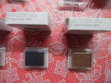 SHU UEMURA P Dark Brown (861) Eyeshadow Refill - 1.4 g/0.049 Oz