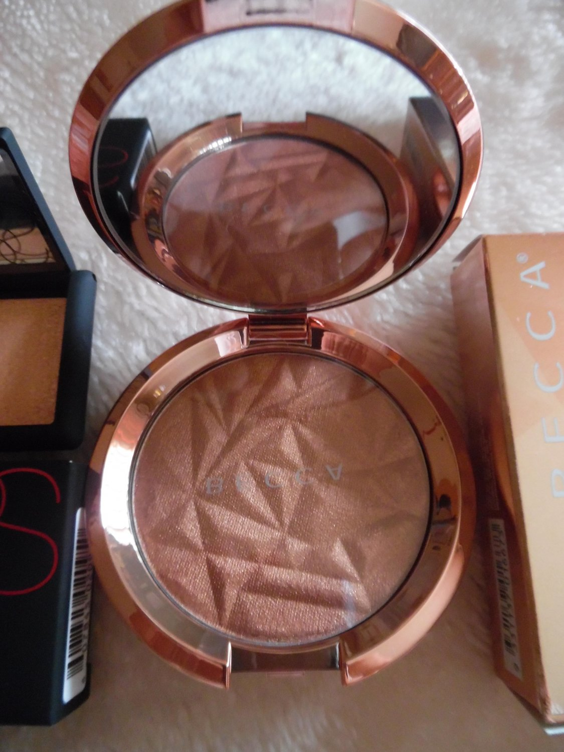 BECCA Limited Edition Blushed Copper Bronzer