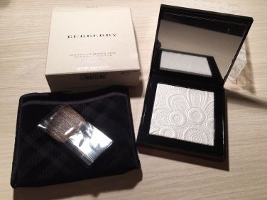 BURBERRY LIMITED EDITION Spring/Summer 2016 Runway Highlighting Palette