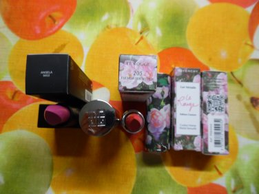 Lot Of 2 Most Sought-After Pink Lipsticks