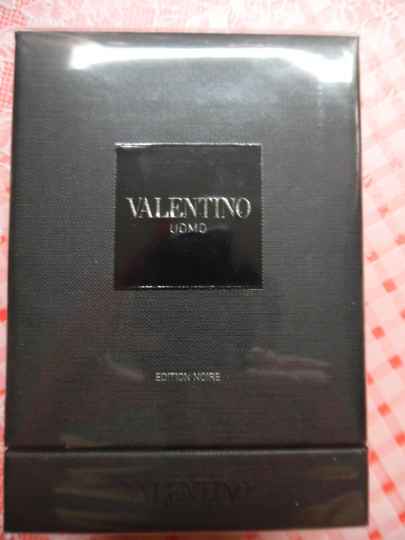 VALENTINO 2015 LIMITED EDITION Uomo Edition Noire Eau de Toilette - 3.4 Oz/100 ml