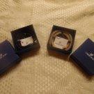 SWAROVSKI Stardust Crystal Deluxe Bracelet Set - Black & Gold