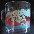 1980 McDonald Garfield Glass Mug by Anchor Hocking