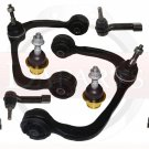 FORD F-150 New Front Suspension Steering Kit Tie Rod Ends Ball Joints RH & LH