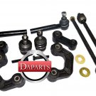 1997 Subaru Legacy Steering Kit Inner Outer Tie Rods Front Rear Sway Bar Links