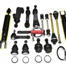 2007 Chevrolet Silverado 1500 Suspension & Steering Kit Upper & Lower Ball Joint