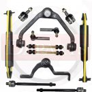 FORD Explorer Front Suspension Steering Kit Tie Rod Ends Control Arms Both Sides
