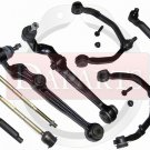 1998 Lincoln Mark VIII Front Suspension Parts Upper Lower Control Arms Rack Ends