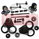 Repair Front Rear Suspension Steering Kit RH & LH 2007 Chevrolet Monte Carlo