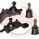 TOYOTA 4RUNNER Front Suspension Parts Upper Lower Ball Joints Right Left New End