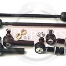 STEERING SUSPENSION INNER & OUTER TIE ROD ENDS SWAY BAR