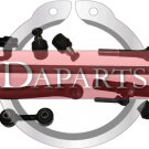 2010 Ford F-250 Super Duty Front Suspension Steering Kit Tie Rod Ends RH & LH