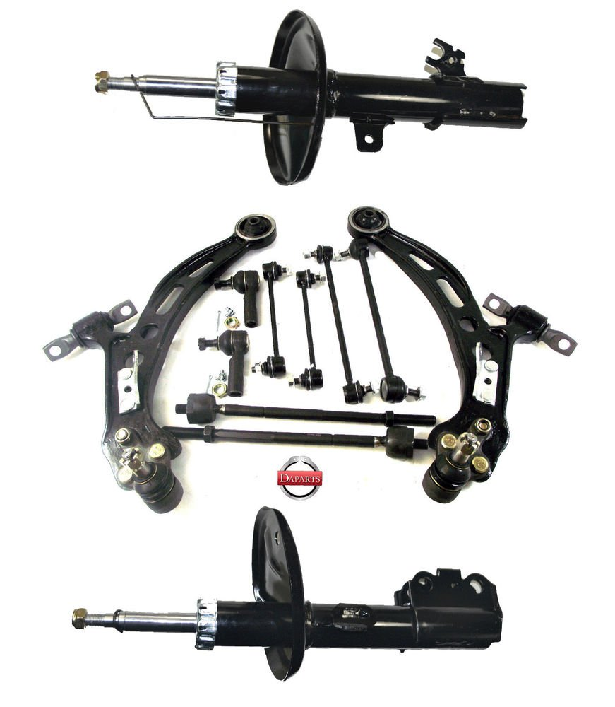 2001 toyota camry suspension strut assembly control arm. Black Bedroom Furniture Sets. Home Design Ideas