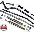 2001 Dodge Ram 3500 Steering Tie Rod End Adjusting Sleeve Replacement System