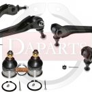 1999 ISUZU Oasis Front Suspension Parts Upper Control Arms Lower Ball Joints End
