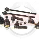 STEERING & SUSPENSION PARTS 4 TIE RODS 4 BALLS JOINTS
