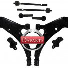 CONTROLS ARM RIGHT LEFT TOYOTA 1.5L TIE RODS BALL ENDS