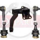 Nissan Xterra Front Suspension & Steering Kit Tie Rod Ends Idler Arm Ball Joints RH LH