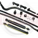 1998 Dodge Ram 2500 4wd Steering Tie Rod End Ball Joint Replacement System