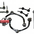 Suspension Kit Ford Expedition Navigator 2003 2004 Control arms Rack ends Balls