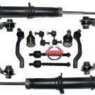 1999 Honda CR-V Suspension Control Arm Ball Joint Shocks Absorbers Repair System