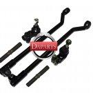 2003 Saab 9-3 Front Steering Adjusting Sleeve Tie Rod Ends RH & LH Repair New