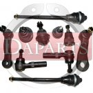 GMC Sierra 2500 3500 Front Suspension Shock Absorbers Upper Lower Ball Joints