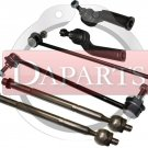 MAZDA 3 Front Suspension Steering Tie Rod Ends Sway Bar Links New Replacement