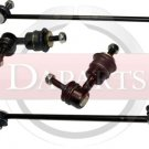 MAZDA 3 Front Rear Suspension Stabilizer Bar Links Kit Mazda 5 New Replacement
