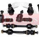 LINCOLN Mark LT 4WD Front Steering Kit Inner Outer Tie Rod Ends New Replacement