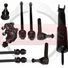 Chevrolet Silverado 1500 RWD Front Suspension Upper Lower Ball Joints Sway Bar