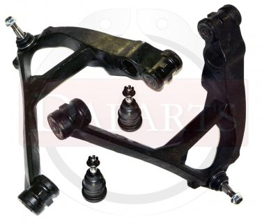 CHEVROLET Express 1500 2500 AWD Front Upper Suspension Ball Joints K6540 Parts
