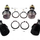 SUSPENSION PARTS FORD 4X4 F250 4 UPPER LOWER BALL JOINT