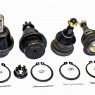 UPPER LOWER BALL JOINTS SUSPENSION SYSTEM AVALANCHE 2WD