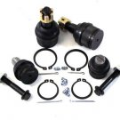 4X2 NEW 4 SUSPENSION PARTS BALL JOINTS FORD F250 F350