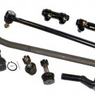 INNER OUTER TIE ROD ENDS LOWER UPPER BALL JOINTS ADJUSTING SLEEVES F-250 1995 96