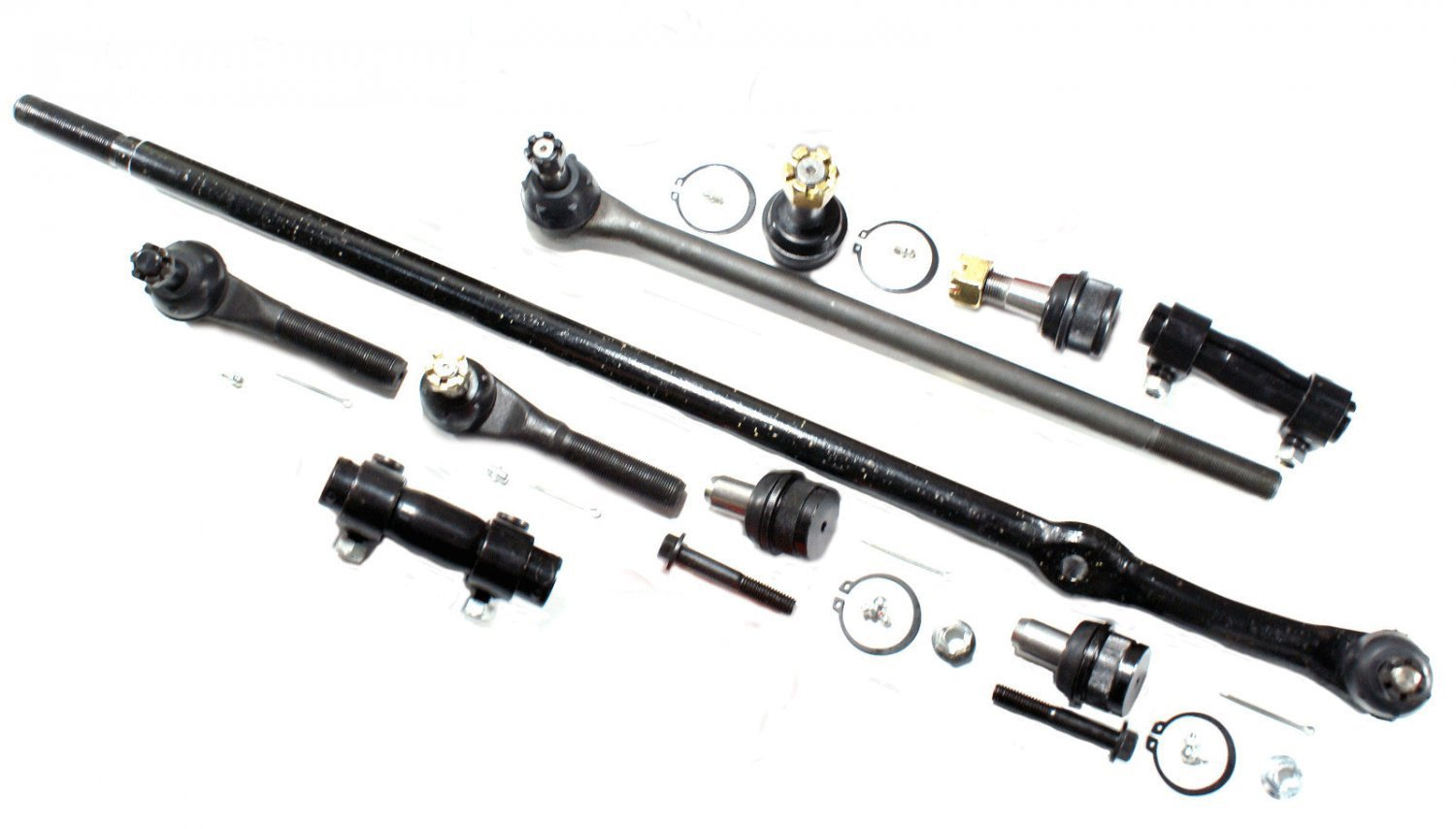 96 Ford F150 Parts New 87-96 Ford F-150 Suspension & Steering Parts Tie Rod End Ball ...