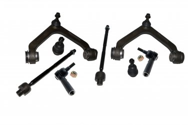 CHRYSLER Aspen Front Suspension Kit Upper Control Arms And Ball Joints Assembly