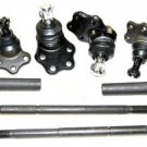 Dodge Durango Dakota 1999 Suspension Steering Repair Kit Ball Joints Tie Rod End